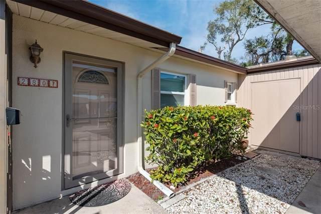 2807 Swifton Drive #3, Sarasota, FL 34231 (MLS #A4460379) :: Team Bohannon Keller Williams, Tampa Properties