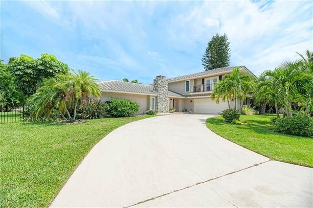 1225 Whitehall Place, Sarasota, FL 34242 (MLS #A4460386) :: Zarghami Group