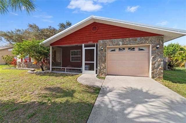2309 Seward Drive, Sarasota, FL 34234 (MLS #A4460399) :: The Light Team