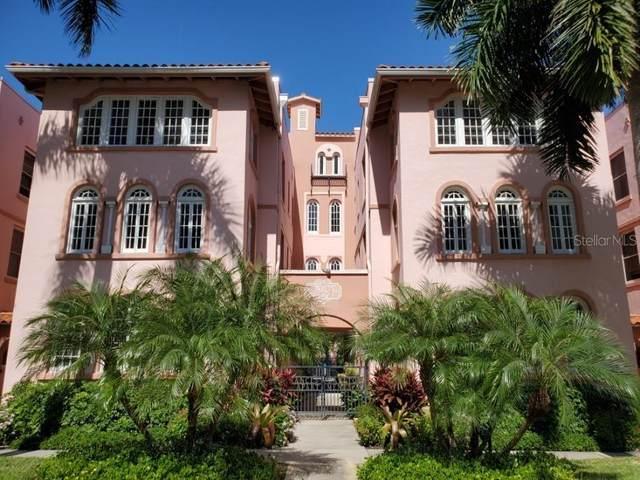 1221 N Palm Avenue #102, Sarasota, FL 34236 (MLS #A4460459) :: The Duncan Duo Team