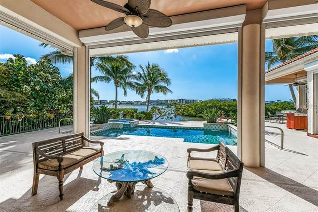 5816 Tidewood Avenue, Sarasota, FL 34231 (MLS #A4460494) :: The Price Group