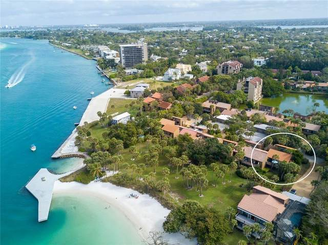 43 B Sandy Cove Road 3G, Sarasota, FL 34242 (MLS #A4460500) :: Griffin Group