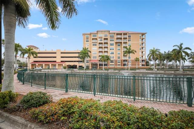 808 3RD Avenue W #702, Bradenton, FL 34205 (MLS #A4460612) :: Gate Arty & the Group - Keller Williams Realty Smart