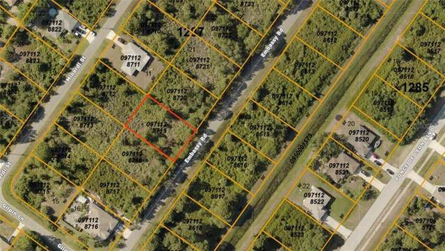 0971128719 Embassy Road, North Port, FL 34291 (MLS #A4460652) :: The Duncan Duo Team