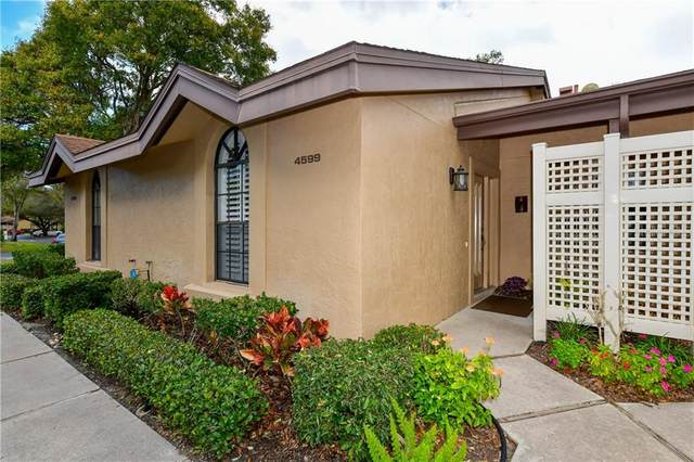 4599 Morningside #26, Sarasota, FL 34235 (MLS #A4460664) :: Dalton Wade Real Estate Group