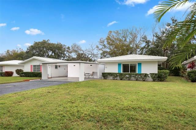 4113 Schwalbe Drive #119, Sarasota, FL 34235 (MLS #A4460673) :: Cartwright Realty