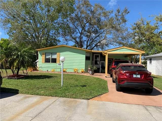 111 Meadow Circle, Ellenton, FL 34222 (MLS #A4460683) :: Medway Realty