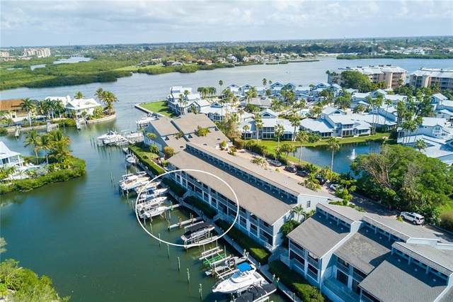 1307 Dockside Place #218, Sarasota, FL 34242 (MLS #A4460686) :: Griffin Group