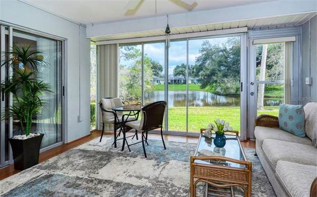 3917 Center Gate Circle #9, Sarasota, FL 34233 (MLS #A4460688) :: The Duncan Duo Team