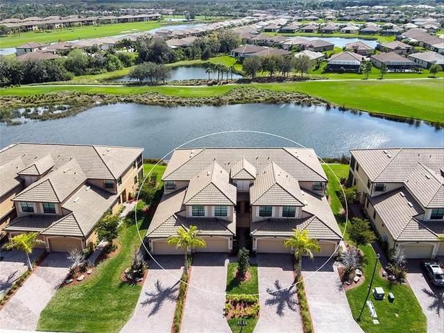 6802 Grand Estuary Trail #101, Bradenton, FL 34212 (MLS #A4460746) :: Premium Properties Real Estate Services