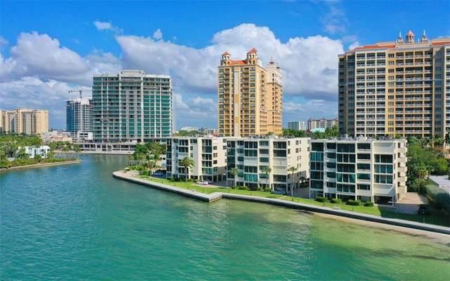 99 Sunset Drive #201, Sarasota, FL 34236 (MLS #A4460751) :: Cartwright Realty