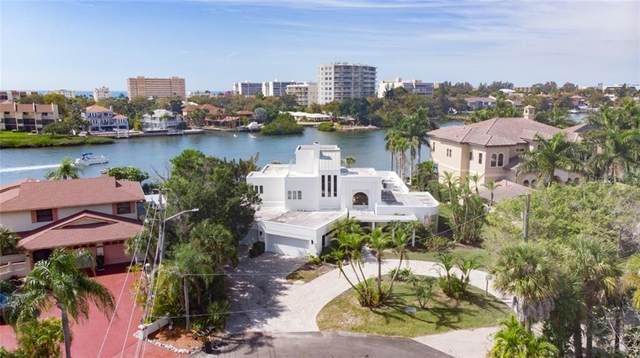 1436 Ridgewood Lane, Sarasota, FL 34231 (MLS #A4460752) :: The Price Group