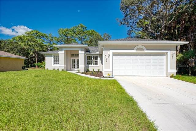 5443 Gagnon Terrace, North Port, FL 34291 (MLS #A4460759) :: The Robertson Real Estate Group