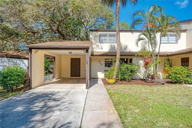 2226 Circlewood Drive #16, Sarasota, FL 34231 (MLS #A4460770) :: Medway Realty