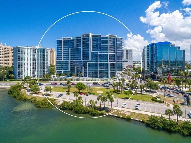 1155 N Gulfstream Avenue #1806, Sarasota, FL 34236 (MLS #A4460795) :: The Duncan Duo Team