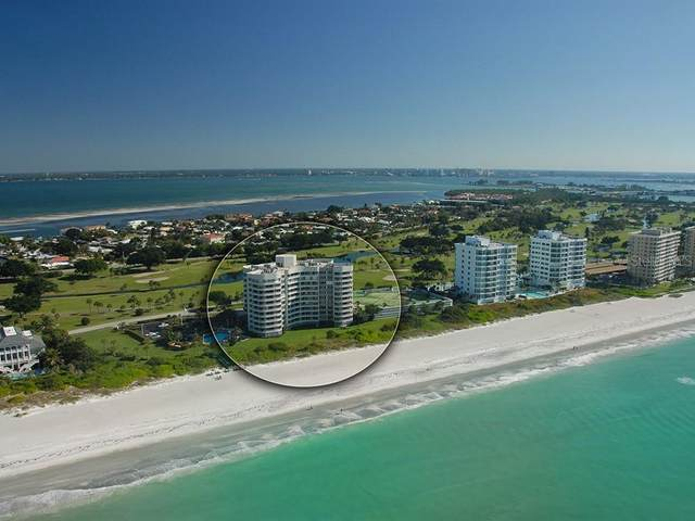 775 Longboat Club Road #207, Longboat Key, FL 34228 (MLS #A4460803) :: RE/MAX Realtec Group