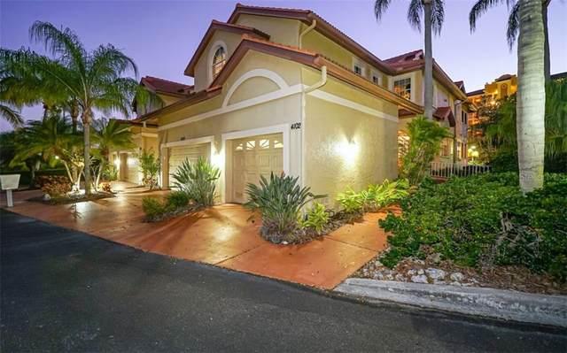 4102 Jessie Harbor Drive #4102, Osprey, FL 34229 (MLS #A4460807) :: Burwell Real Estate