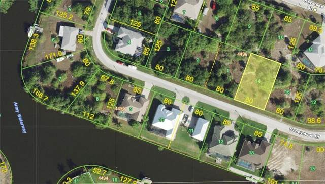 9574 Honeymoon Drive, Port Charlotte, FL 33981 (MLS #A4460835) :: The Light Team