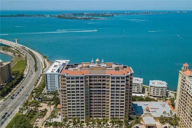 35 Watergate Drive #802, Sarasota, FL 34236 (MLS #A4460935) :: The Light Team
