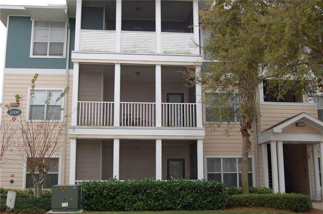 4802 51ST Street W #2007, Bradenton, FL 34210 (MLS #A4460980) :: Medway Realty