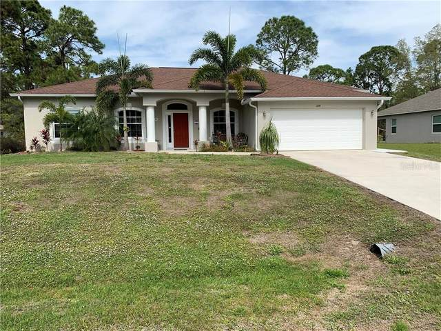 1238 Exotic Avenue, North Port, FL 34288 (MLS #A4461088) :: Lovitch Group, LLC
