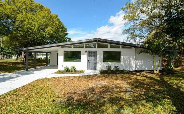 3873 Prado Drive, Sarasota, FL 34235 (MLS #A4461090) :: The Light Team