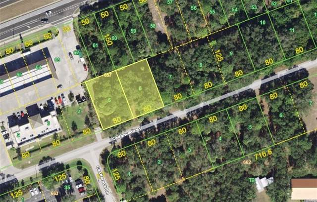 1827 & 1835 Cedarwood Street, Port Charlotte, FL 33948 (MLS #A4461110) :: Bustamante Real Estate