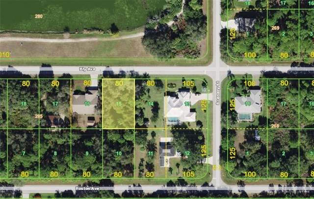 18173 Bly Avenue, Port Charlotte, FL 33948 (MLS #A4461111) :: Bustamante Real Estate