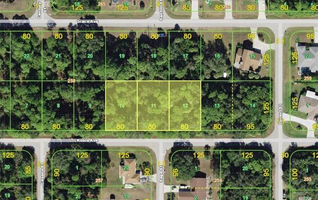 18232, 18240 & 18248 Koala Avenue, Port Charlotte, FL 33948 (MLS #A4461113) :: Bustamante Real Estate