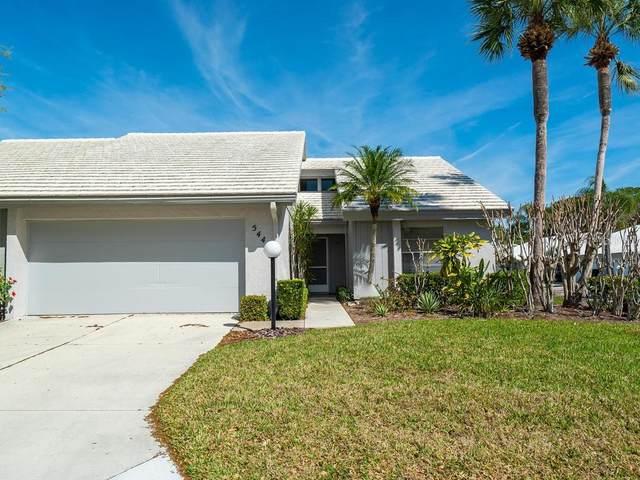 5445 Pamela Wood Way #160, Sarasota, FL 34233 (MLS #A4461133) :: Team Bohannon Keller Williams, Tampa Properties
