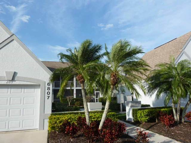 6807 Stone River Road #103, Bradenton, FL 34203 (MLS #A4461140) :: Keller Williams on the Water/Sarasota