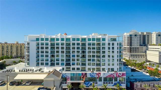 111 S Pineapple Avenue #721, Sarasota, FL 34236 (MLS #A4461148) :: Baird Realty Group