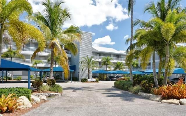 615 Dream Island Road #111, Longboat Key, FL 34228 (MLS #A4461153) :: Team Buky