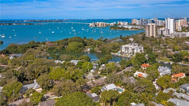 1585 Bay Point Drive, Sarasota, FL 34236 (MLS #A4461154) :: RE/MAX Realtec Group