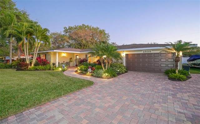 4505 17TH Avenue W, Bradenton, FL 34209 (MLS #A4461160) :: Dalton Wade Real Estate Group