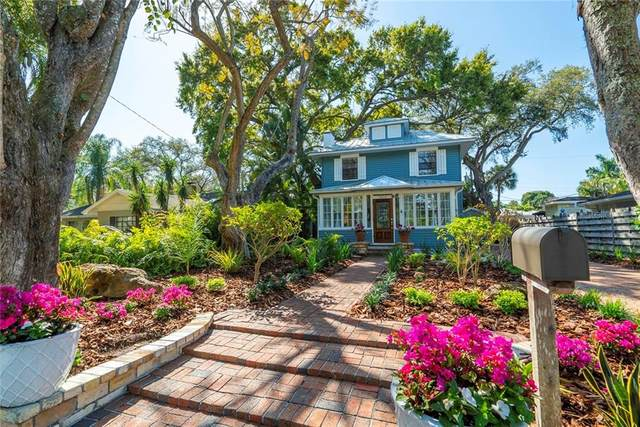 1876 Rose Street, Sarasota, FL 34239 (MLS #A4461200) :: Sarasota Property Group at NextHome Excellence