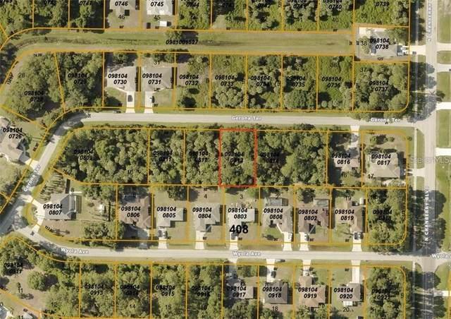 Gerona Terrace, North Port, FL 34286 (MLS #A4461220) :: McConnell and Associates