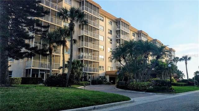 800 Benjamin Franklin Drive #510, Sarasota, FL 34236 (MLS #A4461234) :: The Light Team