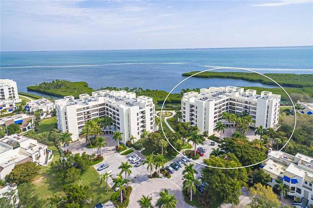 1930 Harbourside Drive #154, Longboat Key, FL 34228 (MLS #A4461347) :: Team Buky
