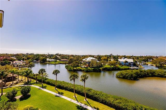 6100 Jessie Harbor Drive #502, Osprey, FL 34229 (MLS #A4461360) :: Lockhart & Walseth Team, Realtors