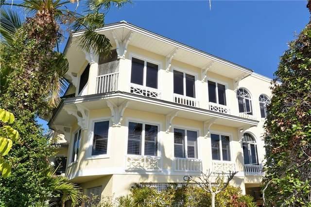 110 4TH Street S #110, Bradenton Beach, FL 34217 (MLS #A4461364) :: Icon Premium Realty