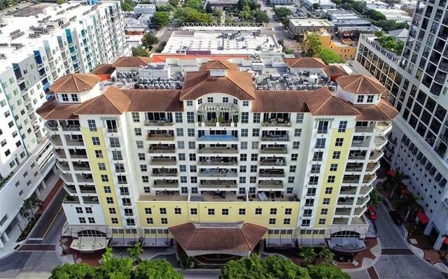 100 Central Avenue H1016, Sarasota, FL 34236 (MLS #A4461395) :: Burwell Real Estate