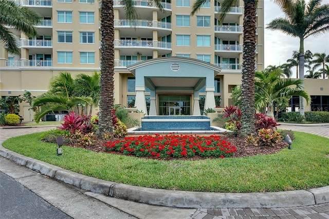 140 Riviera Dunes #401, Palmetto, FL 34221 (MLS #A4461416) :: Zarghami Group