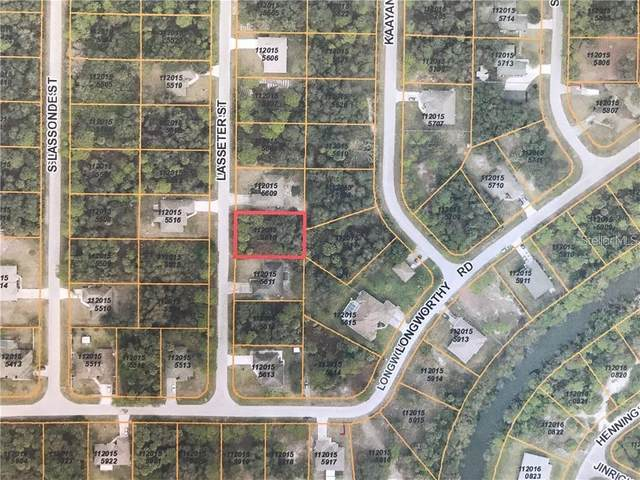 Lasseter Street, North Port, FL 34288 (MLS #A4461484) :: Lockhart & Walseth Team, Realtors