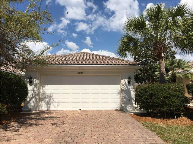 5816 Helicon Place, Sarasota, FL 34238 (MLS #A4461508) :: The Robertson Real Estate Group
