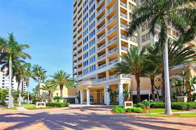 1111 Ritz Carlton Drive #1803, Sarasota, FL 34236 (MLS #A4461520) :: Pepine Realty