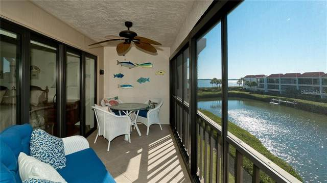3805 E Bay Drive #312, Holmes Beach, FL 34217 (MLS #A4461594) :: GO Realty
