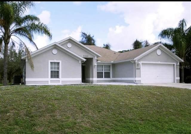 2402 Manheim Avenue, North Port, FL 34286 (MLS #A4461649) :: The Light Team