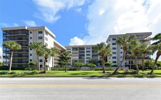 1001 Benjamin Franklin Drive #304, Sarasota, FL 34236 (MLS #A4461740) :: Sarasota Home Specialists