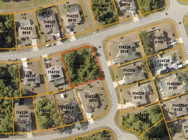 Burri Terrace, North Port, FL 34288 (MLS #A4461798) :: Lockhart & Walseth Team, Realtors